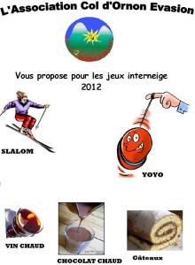 Présentation des Jeux 2012